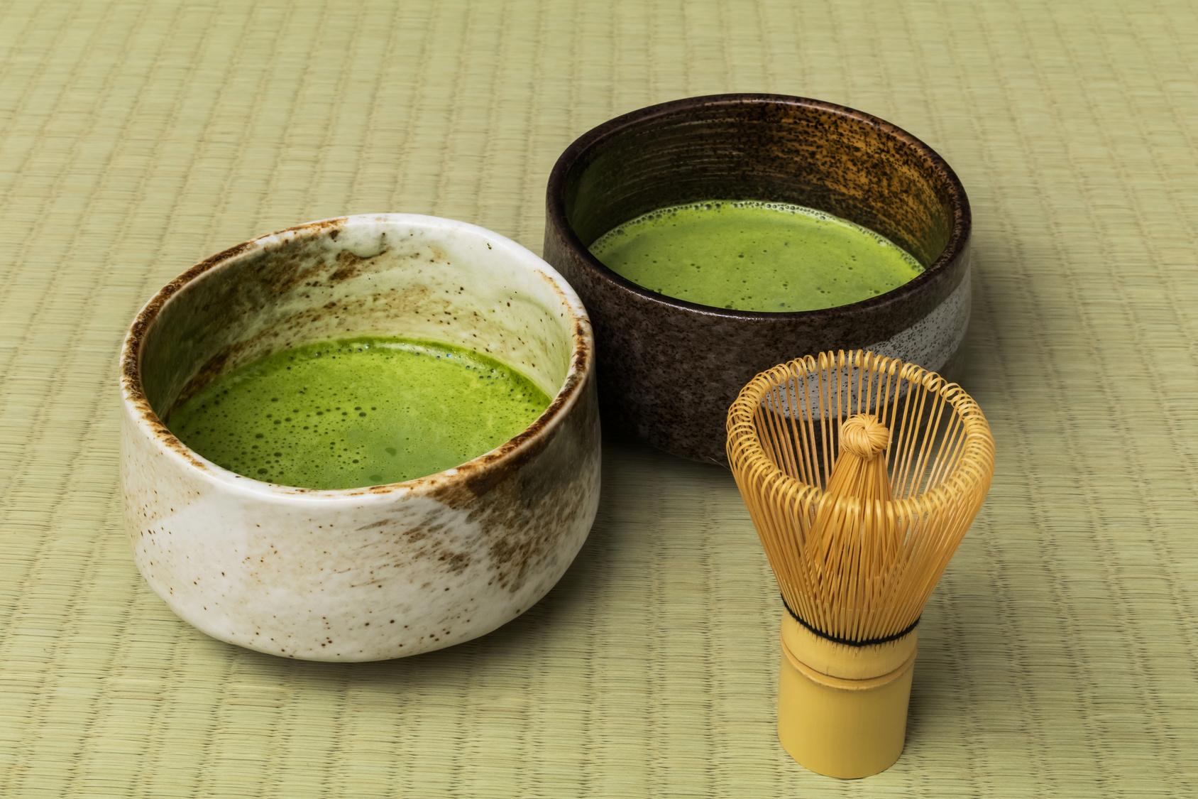 style beauty of tea ceremony Japan